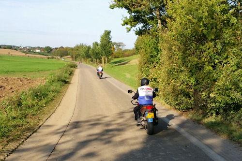 Motorrijbewijspoint Flevoland examengarantie