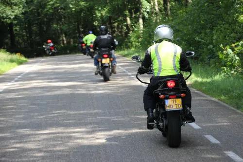 Motorrijbewijspoint Flevoland motor lesplan