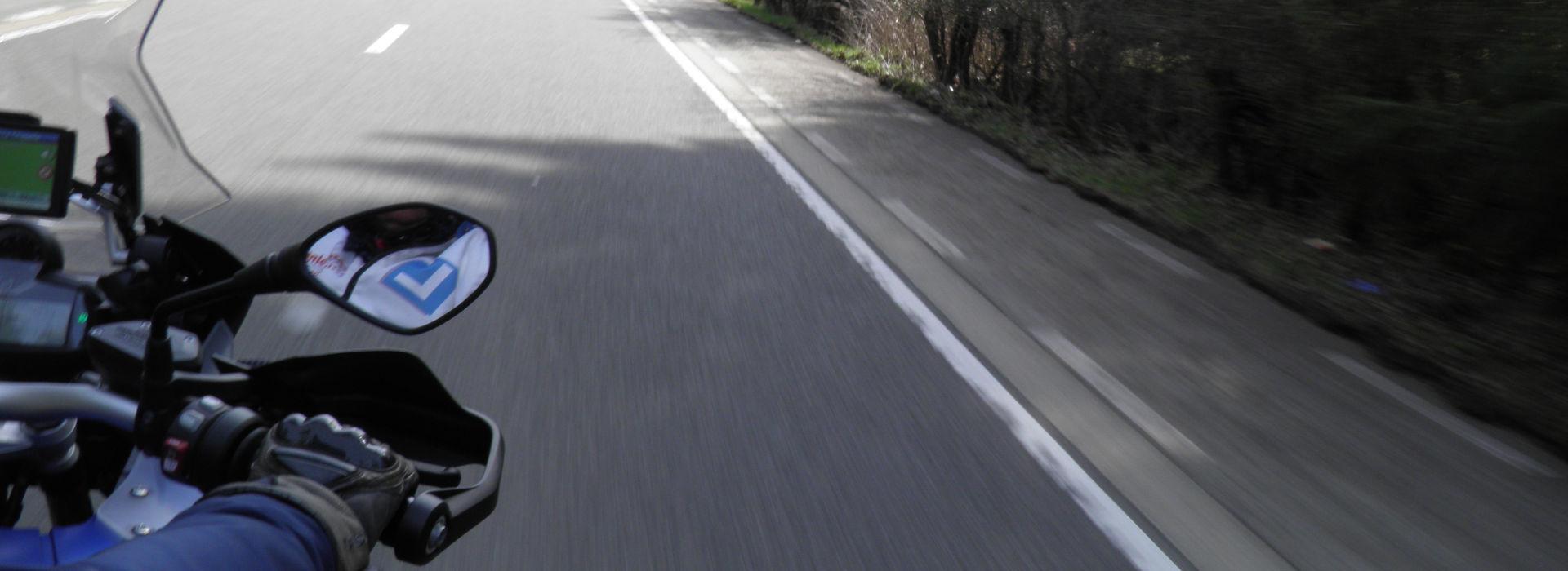 Motorrijbewijspoint Swifterband motorrijlessen