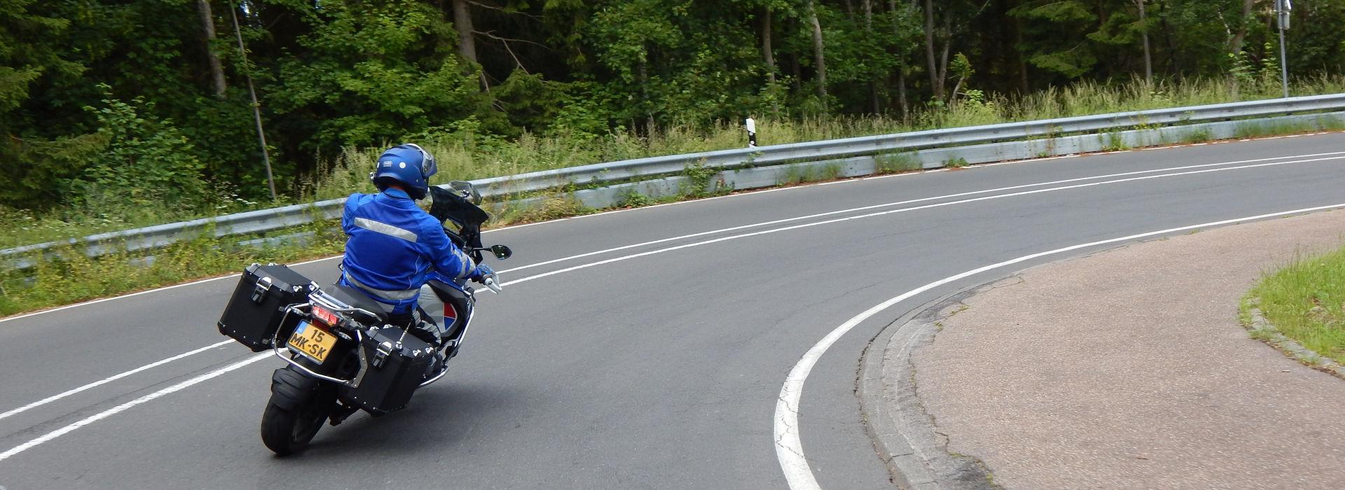 Motorrijbewijspoint Swifterband spoed motorrijbewijs