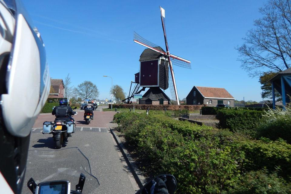 Motorrijbewijspoint Flevoland motorrijlesplan